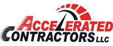 Accelerated Contractors Logo – licensed general contractors in Jacksonville FL